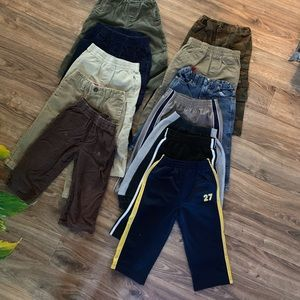 Other - 12 pairs of toddler pants